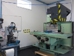 Machining Area
